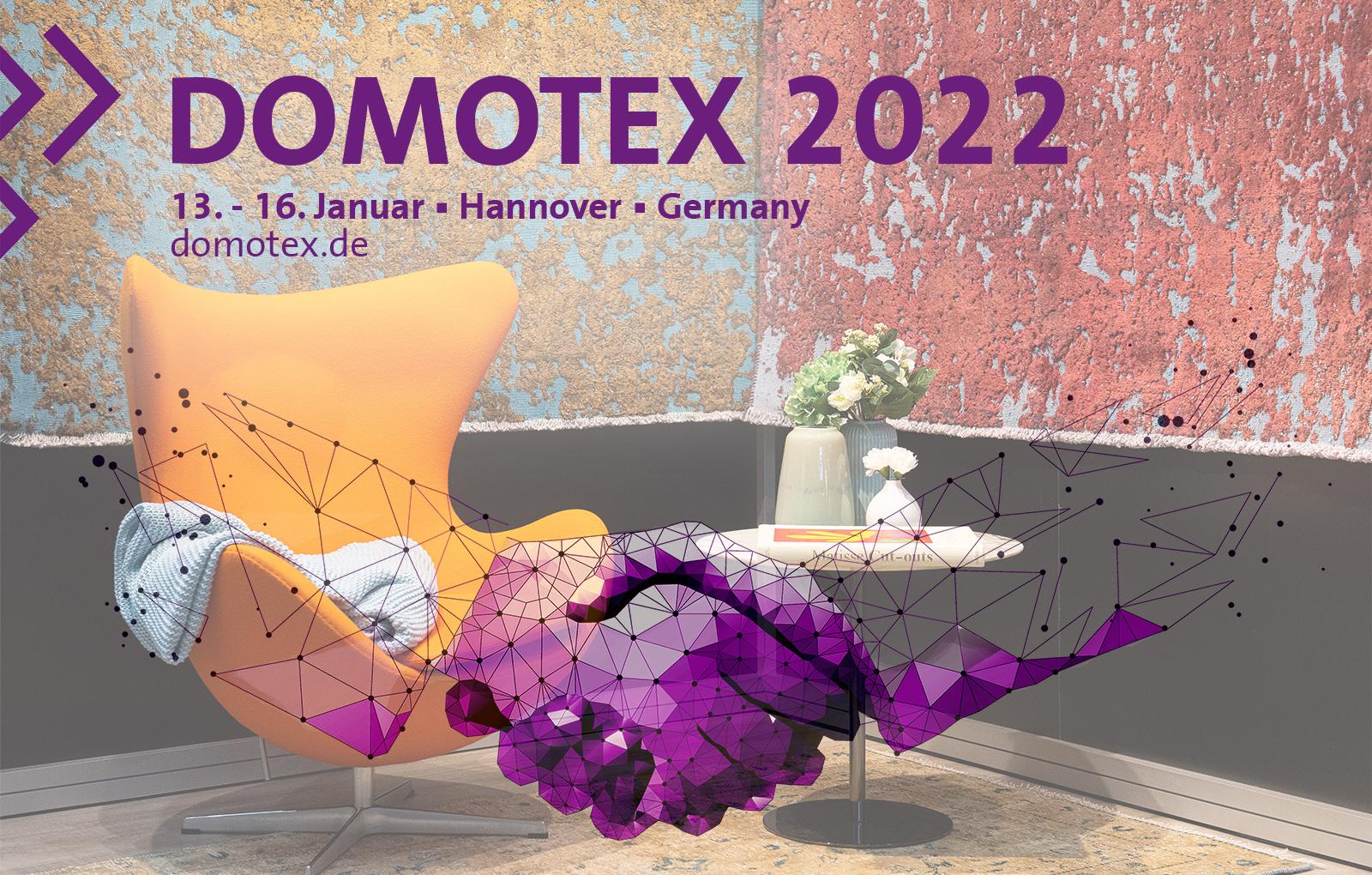 Domotex 2022 (Foto: Deutsche Messe AG)