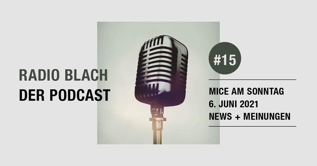 Podcast MICE am Sonntag vom BlachReport