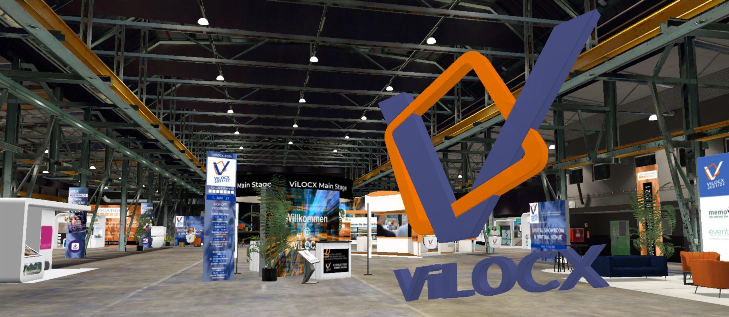 ViLOCX öffnet für den Dauerbetrieb