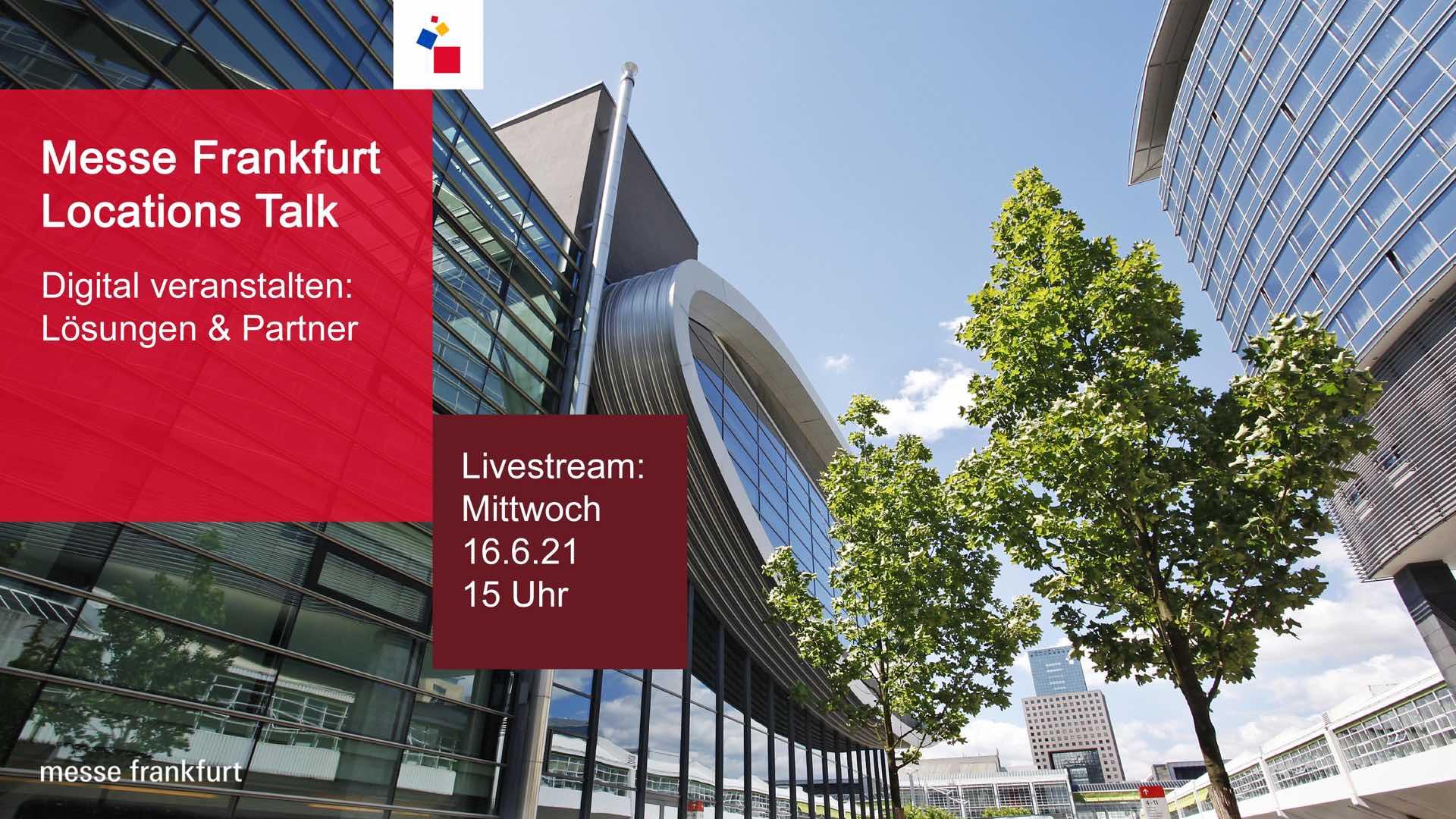 Messe Frankfurt plant Digitalformat für Veranstalter
