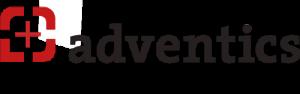 (Logo adventics GmbH)