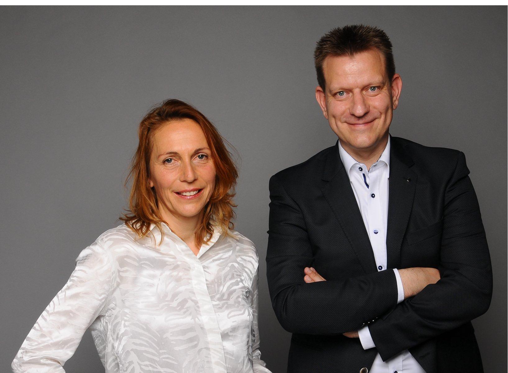 Annette Jenzsch und Carsten Stöckl