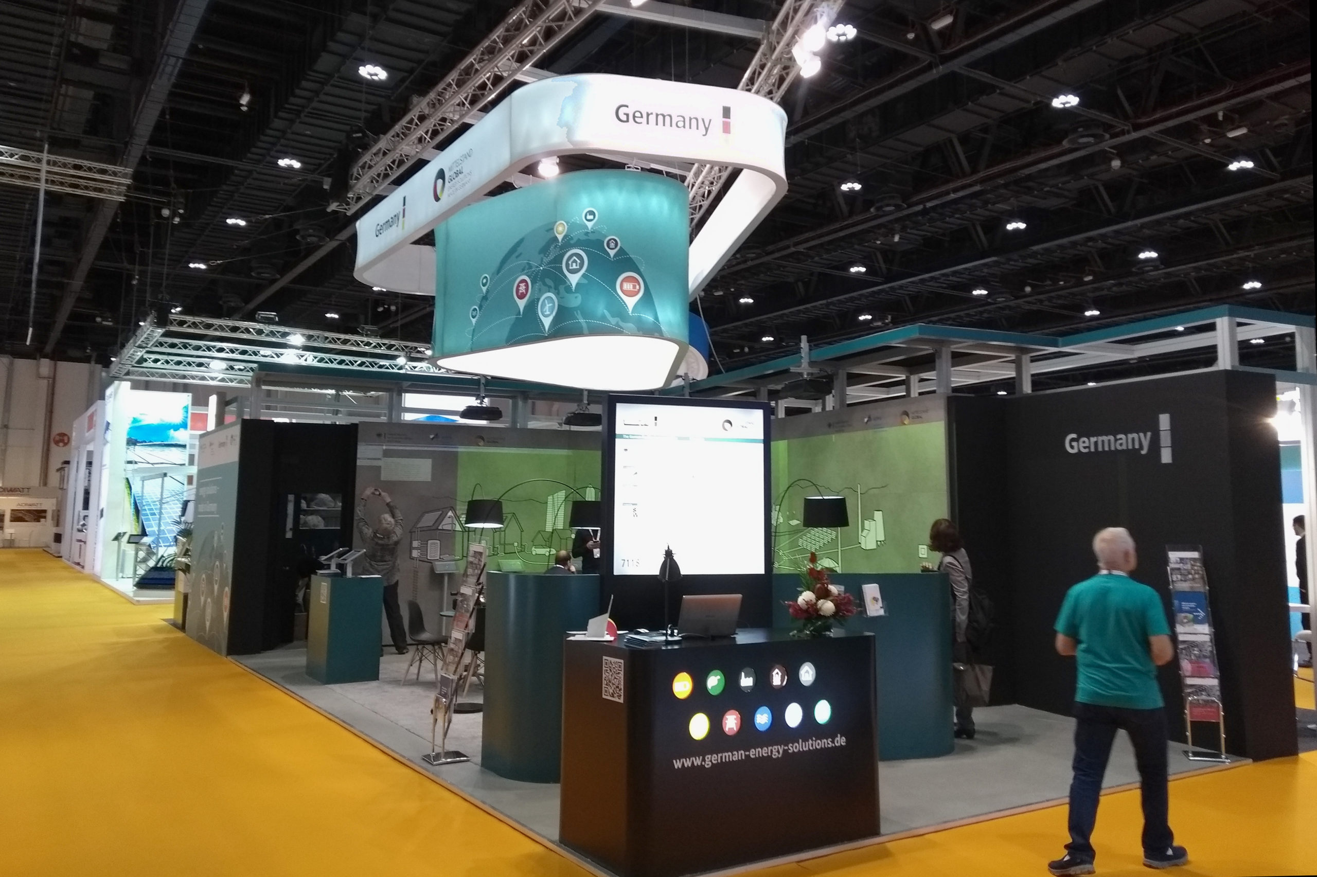 World Future Energy Summit, Abu-Dhabi (Foto: AUMA)