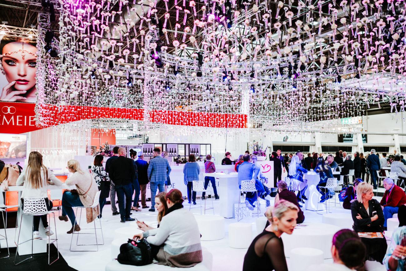 Interbride (Foto: Interbride Messe GmbH, Bruidmedia B.V. und Nina Skripietz)