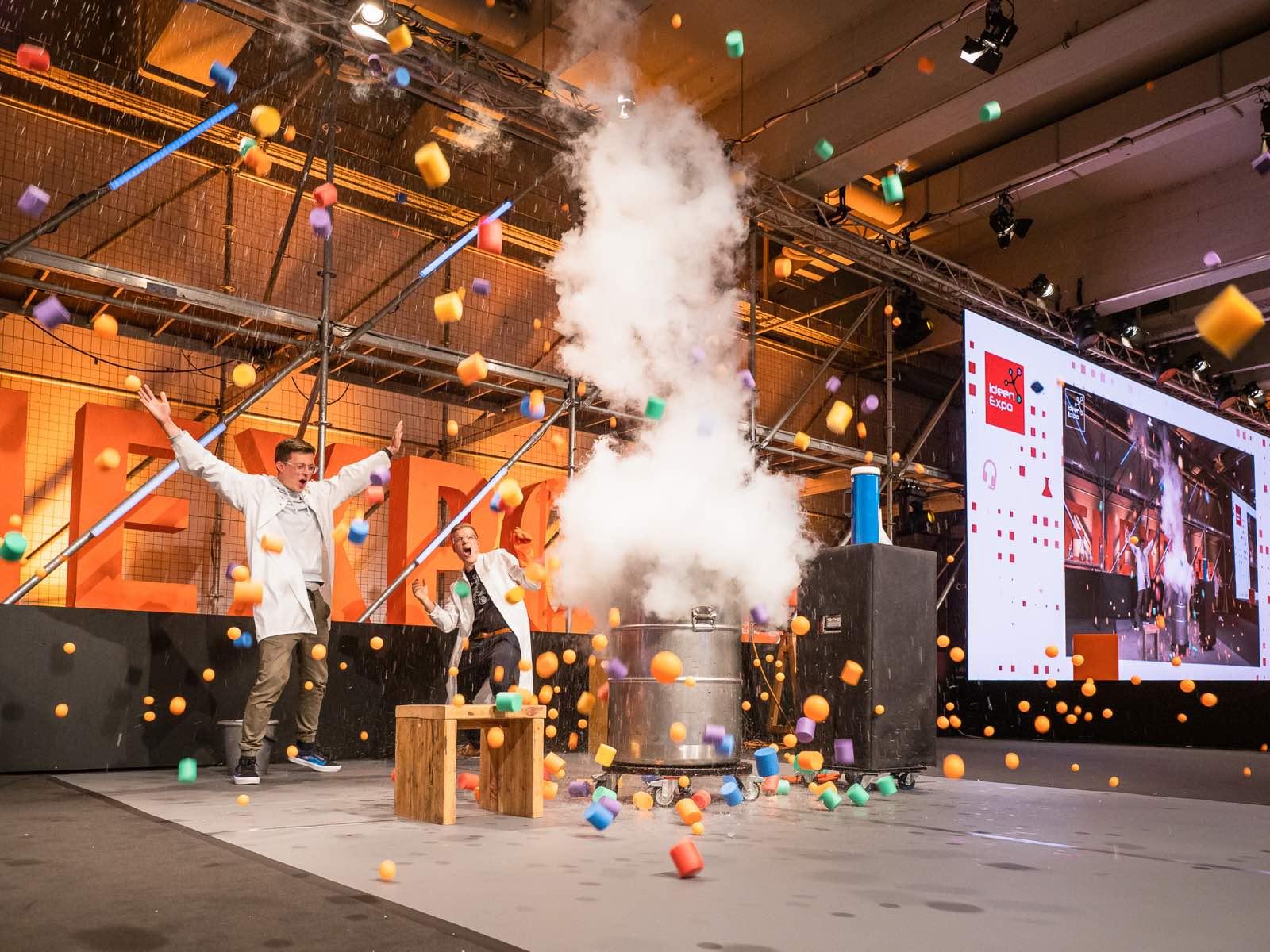 Digitale IdeenExpo erwies sich als voller Erfolg