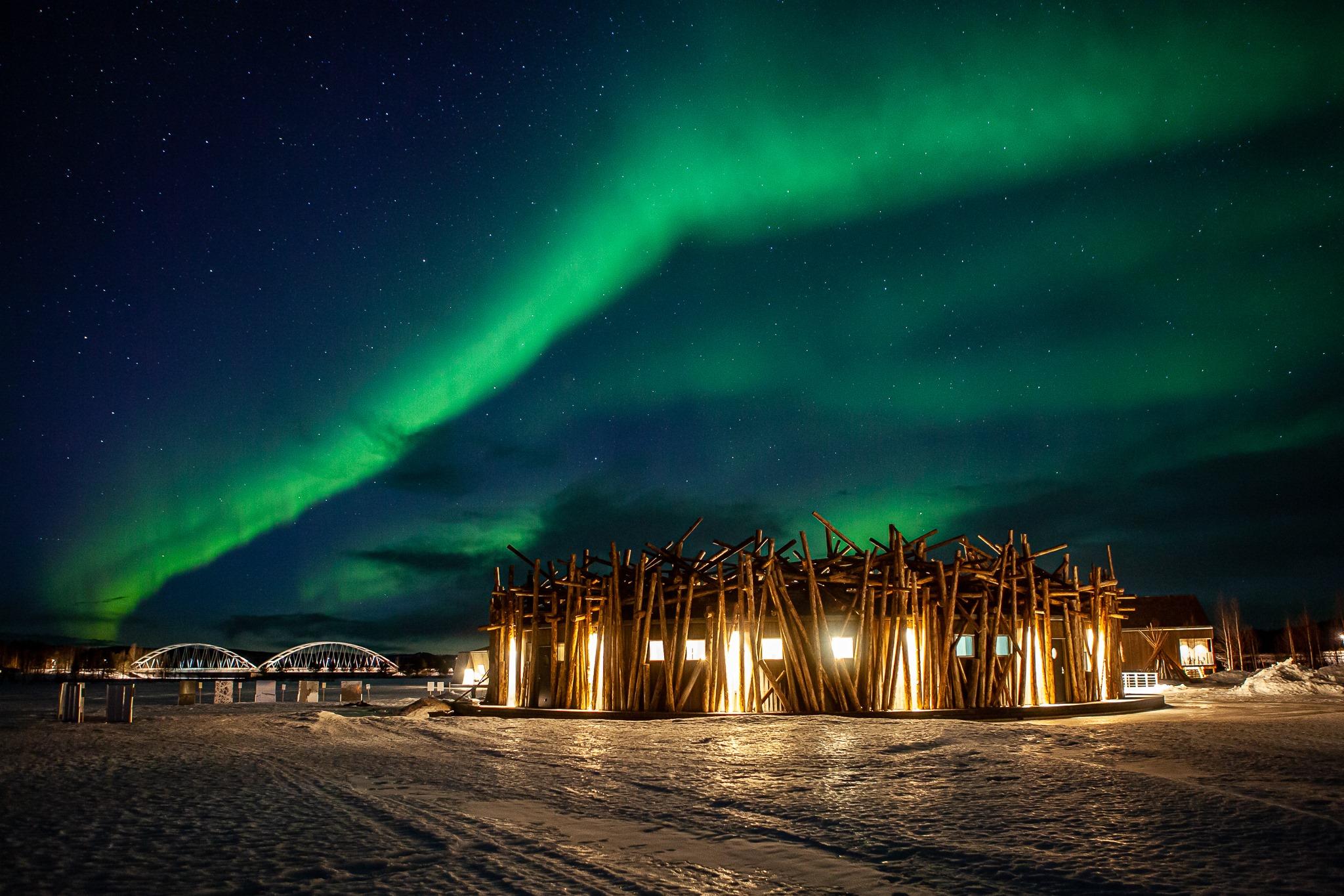 Arctic Bath Lappland