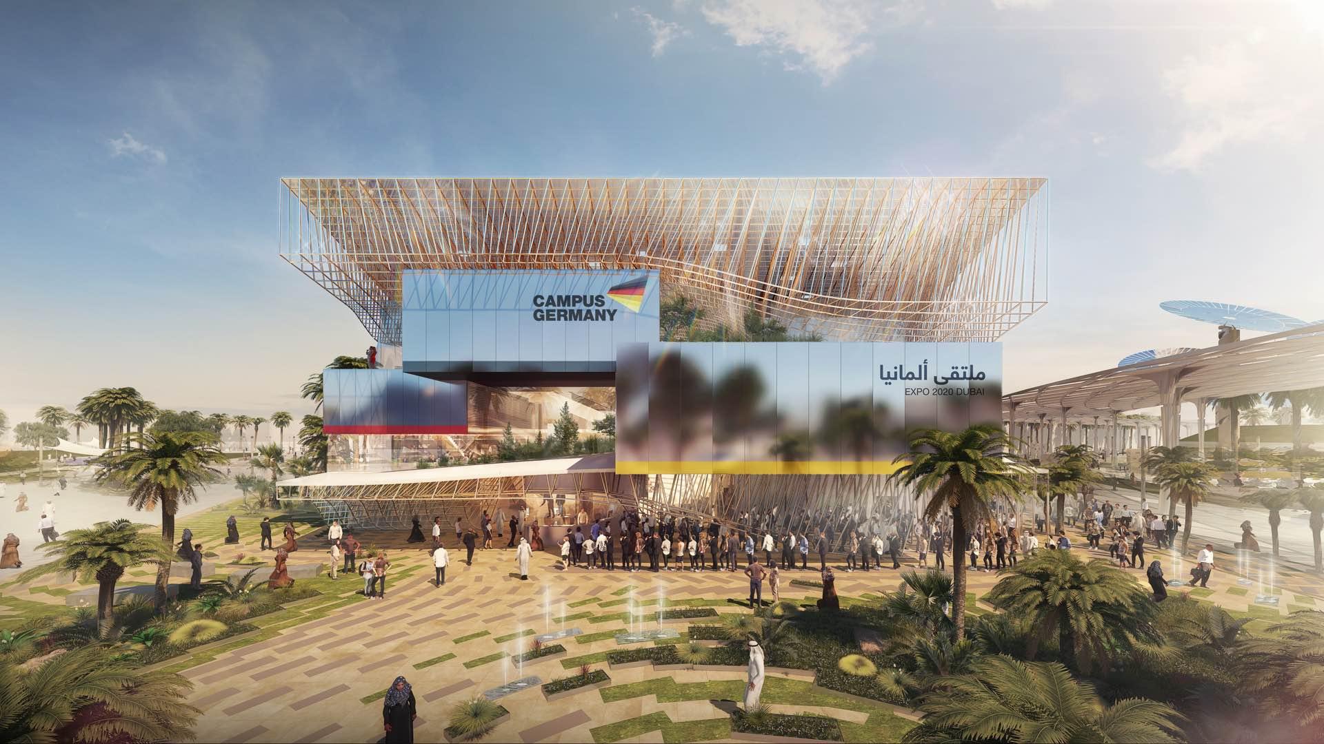 German Campus Expo Dubai