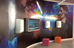 Jenoptik-Showroom (Fotos: Fairnet)