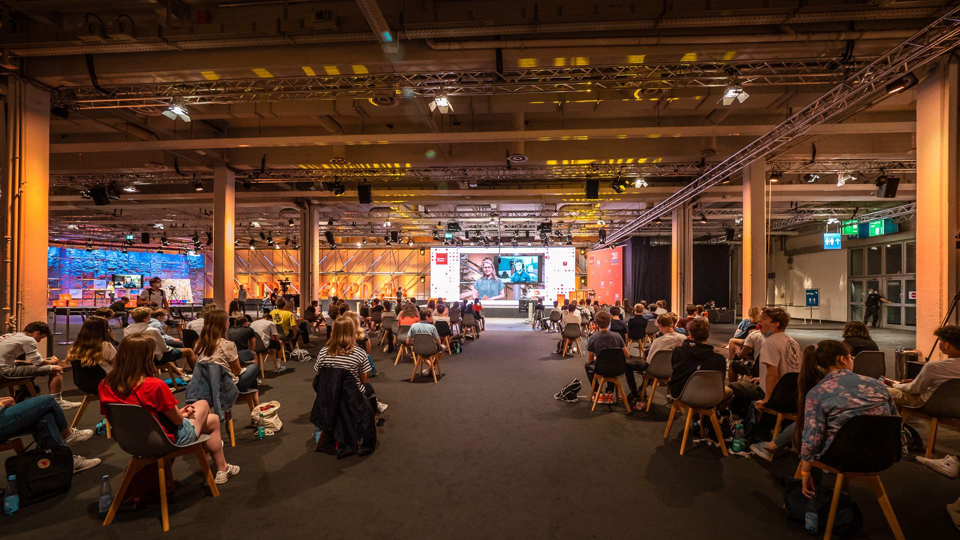 IdeenExpo in Hannover