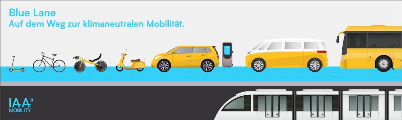 IAA Mobility mit Trendhouse