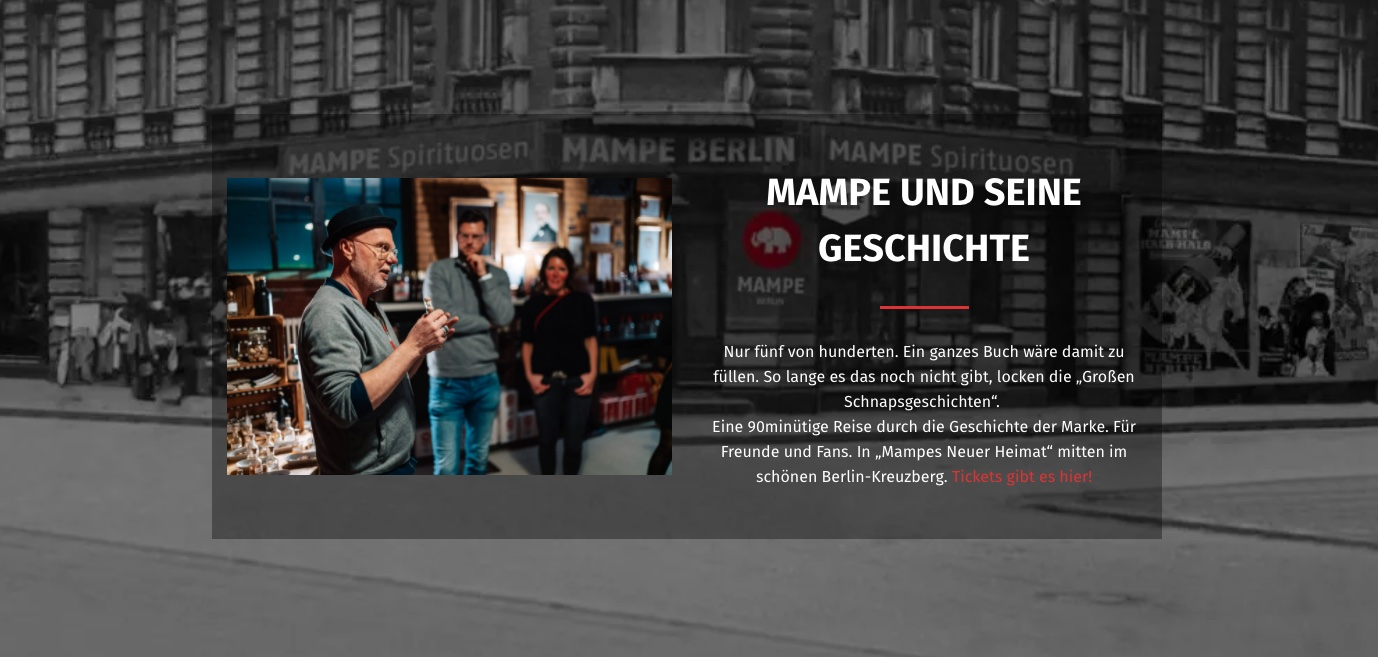 Mampe Berlin