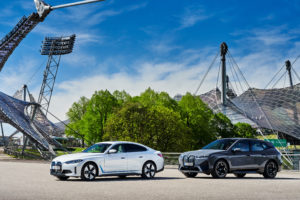 BMW Group bei der IAA Mobility (Fotos: BMW Group)