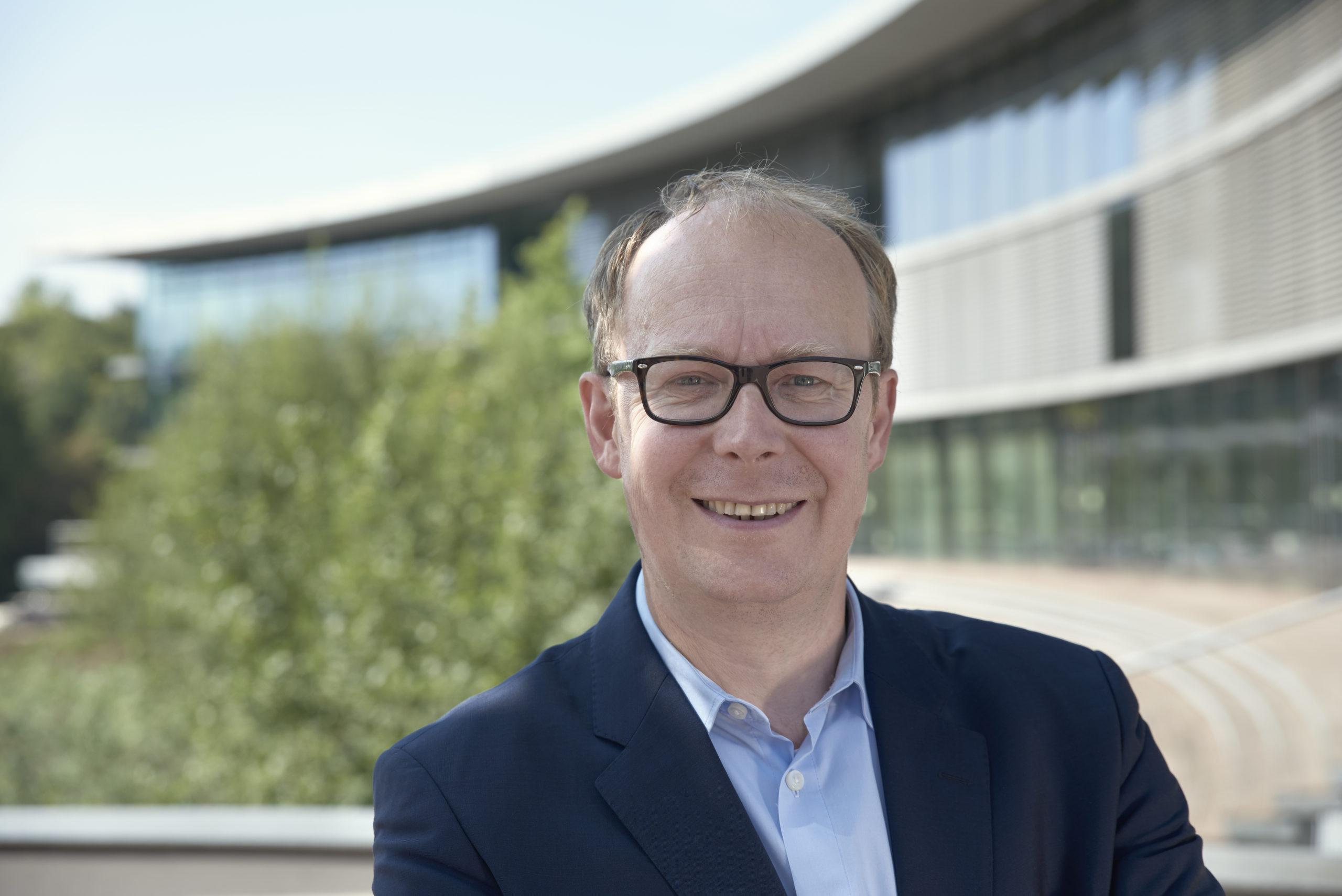 Dr. Justus Haucap (Foto: Heinrich-Heine-Universität Düsseldorf)