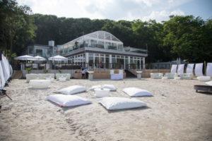 Seepavillon am Fühlinger See