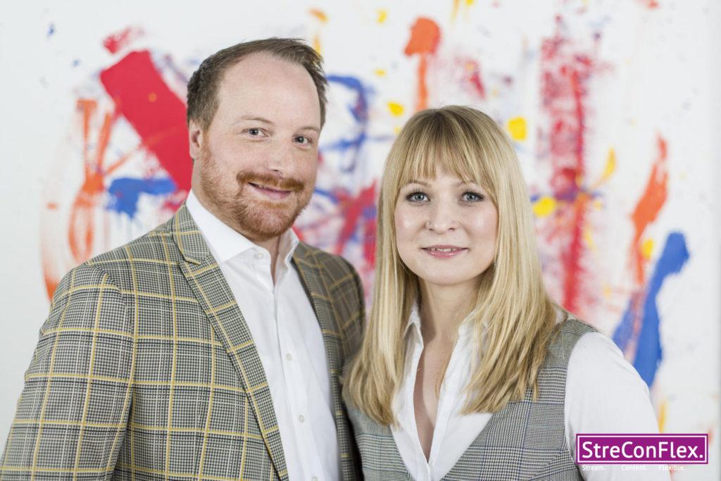 Natalie Driesnack und Tobias Weber
