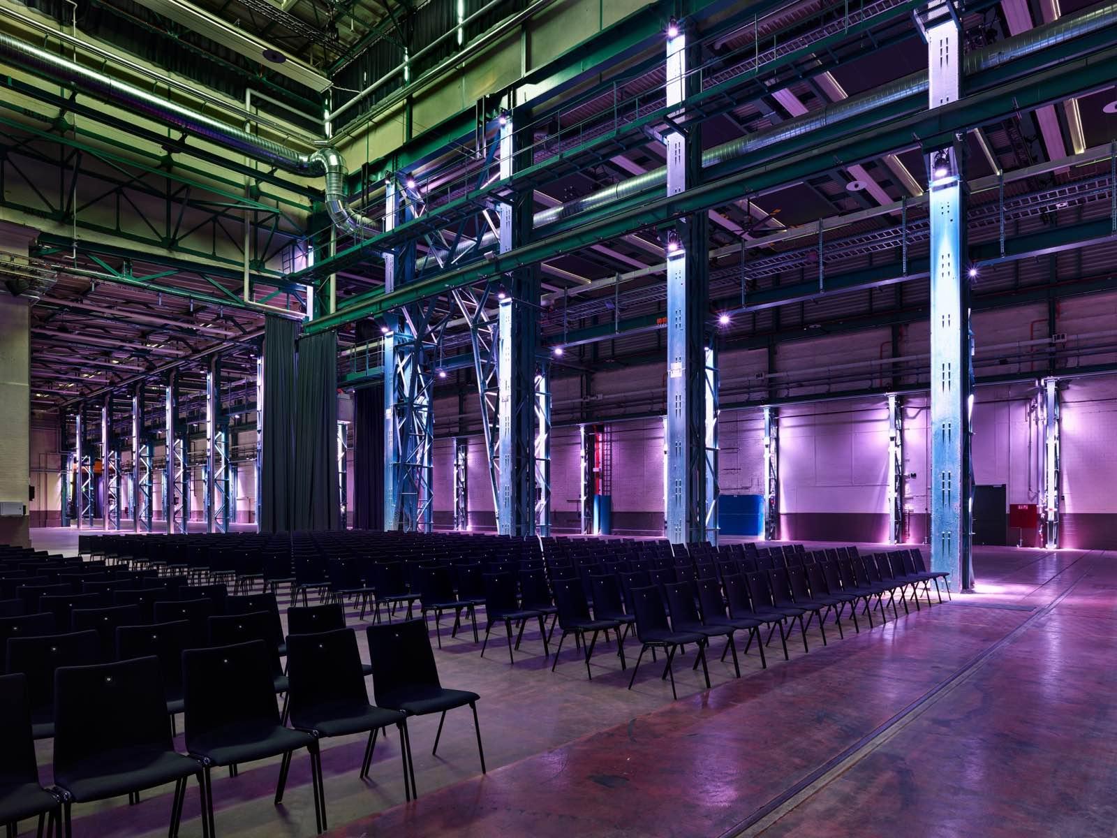 Halle 550 in Zürich