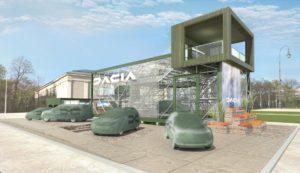 Neue Dacia Markenwelt (Fotos: Renault Deutschland AG)