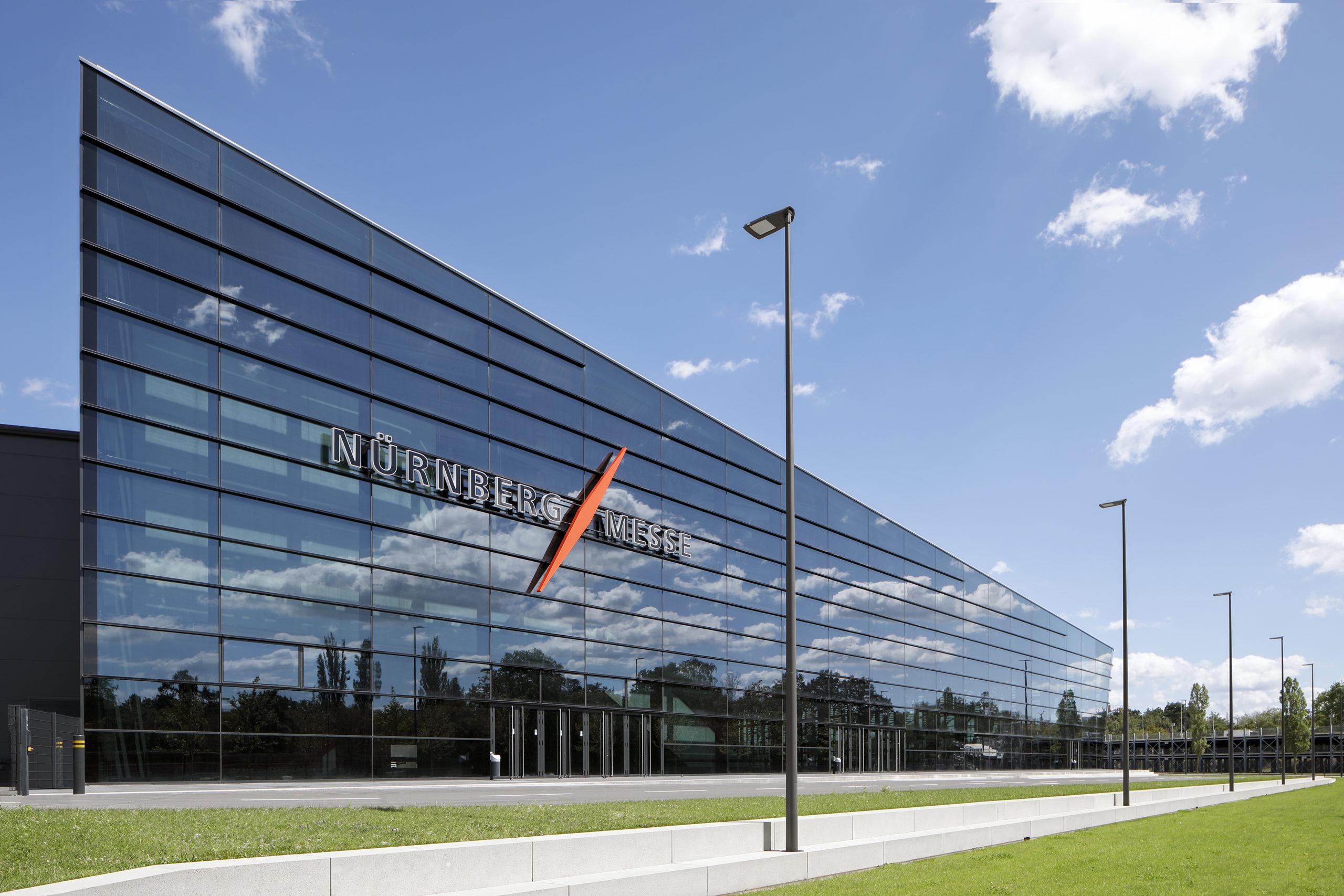 Messezentrum Nürnberg (Foto: NürnbergMesse/Heiko Stahl)
