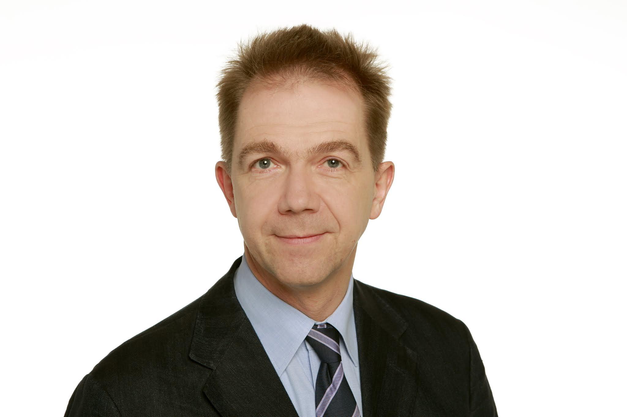 Dr. Sven Prüser (Foto: HTW Berlin)