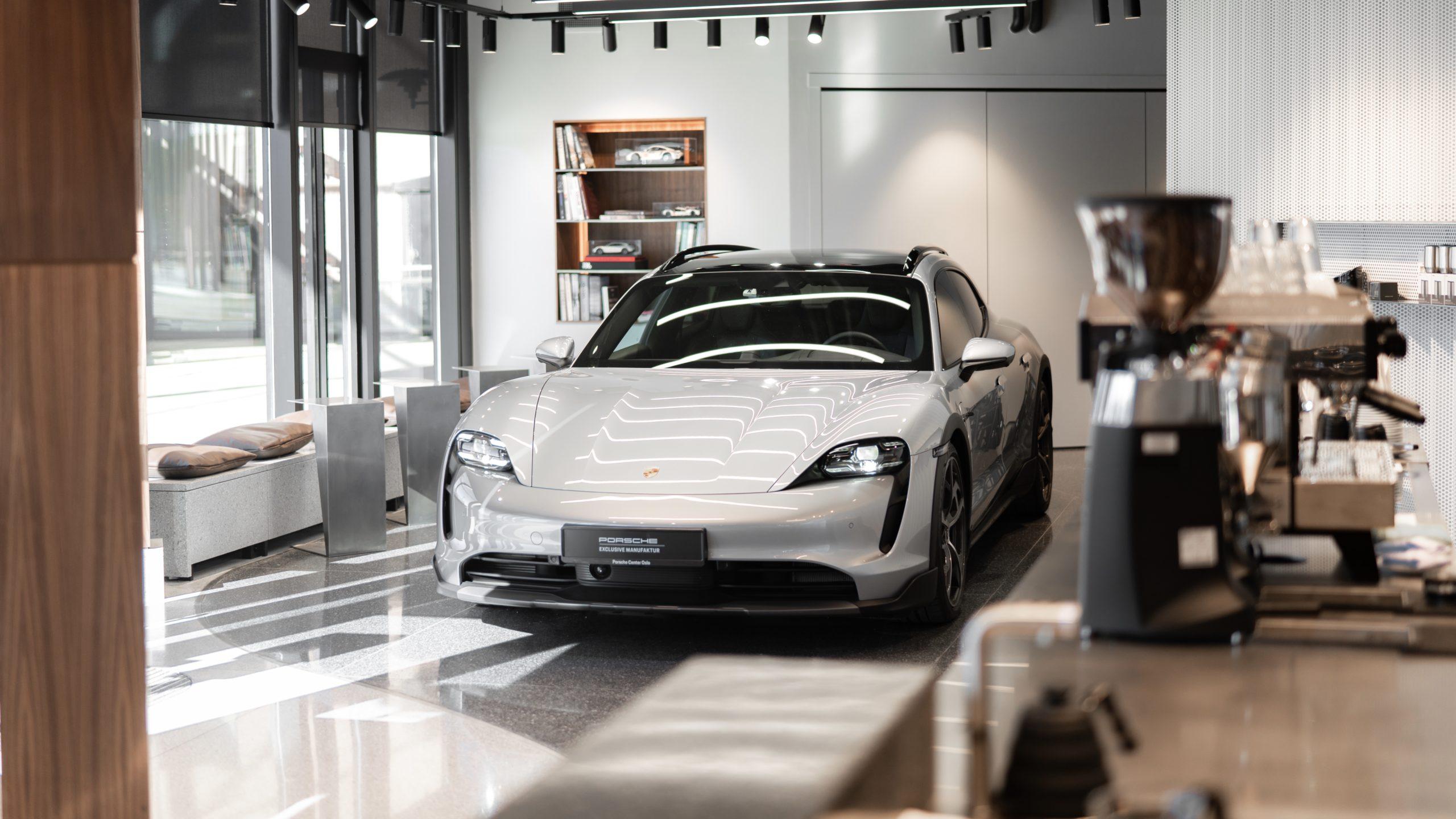 Porsche Studio Oslo (Fotos: Porsche AG)