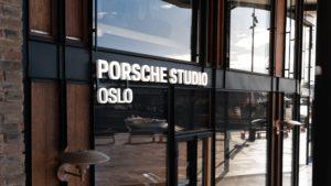 Porsche Studio Oslo (Foto: Porsche AG)