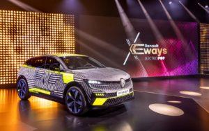 Mégane E-Tech Electric (Foto: Renault)