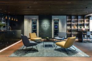 Miele Lounge (Fotos: Miele)