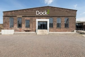 DOCK² im Köln-Mühlheimer Hafen