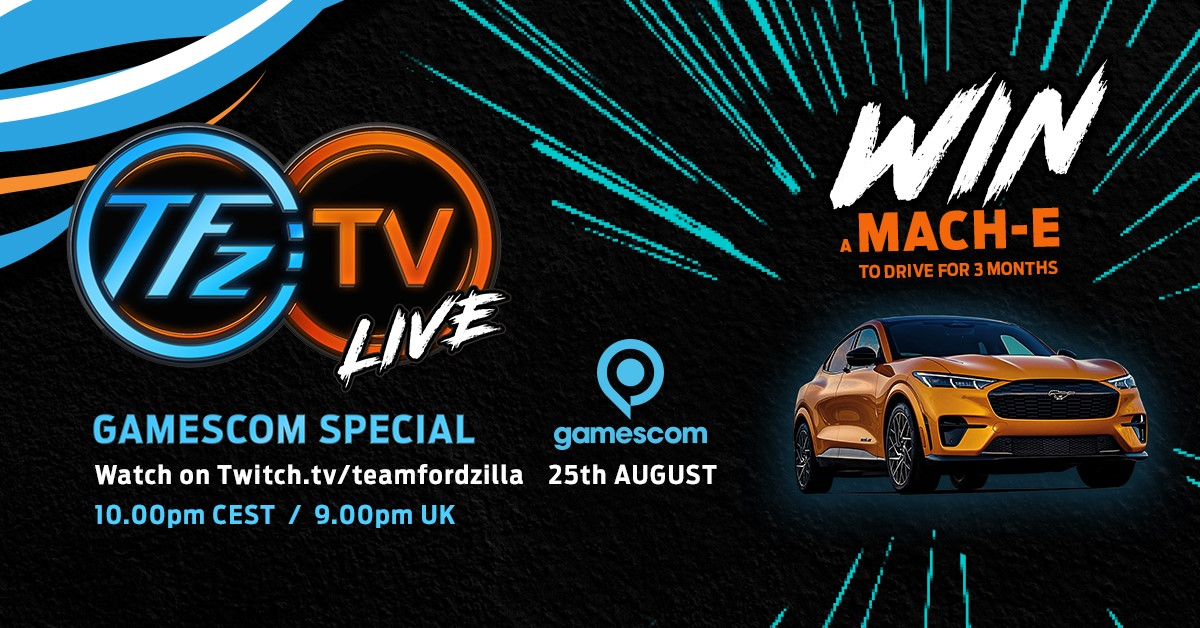 Ford produziert Live-Show für Gamescom