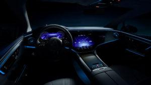 Mercedes-Benz auf der IAA Mobility (Fotos: Daimler AG)
