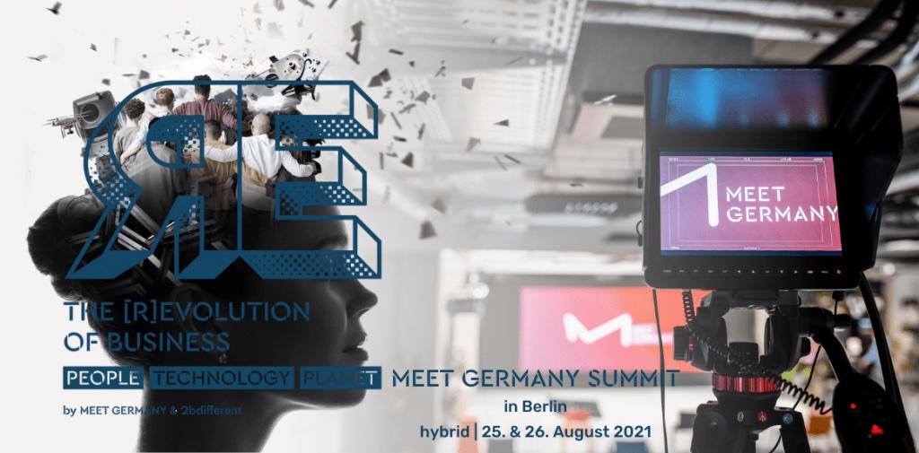 Meet Germany Summit in Berlin
