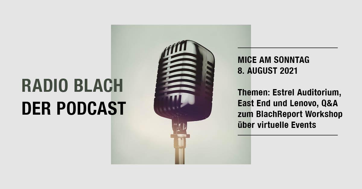 MICE am Sonntag vom BlachReport