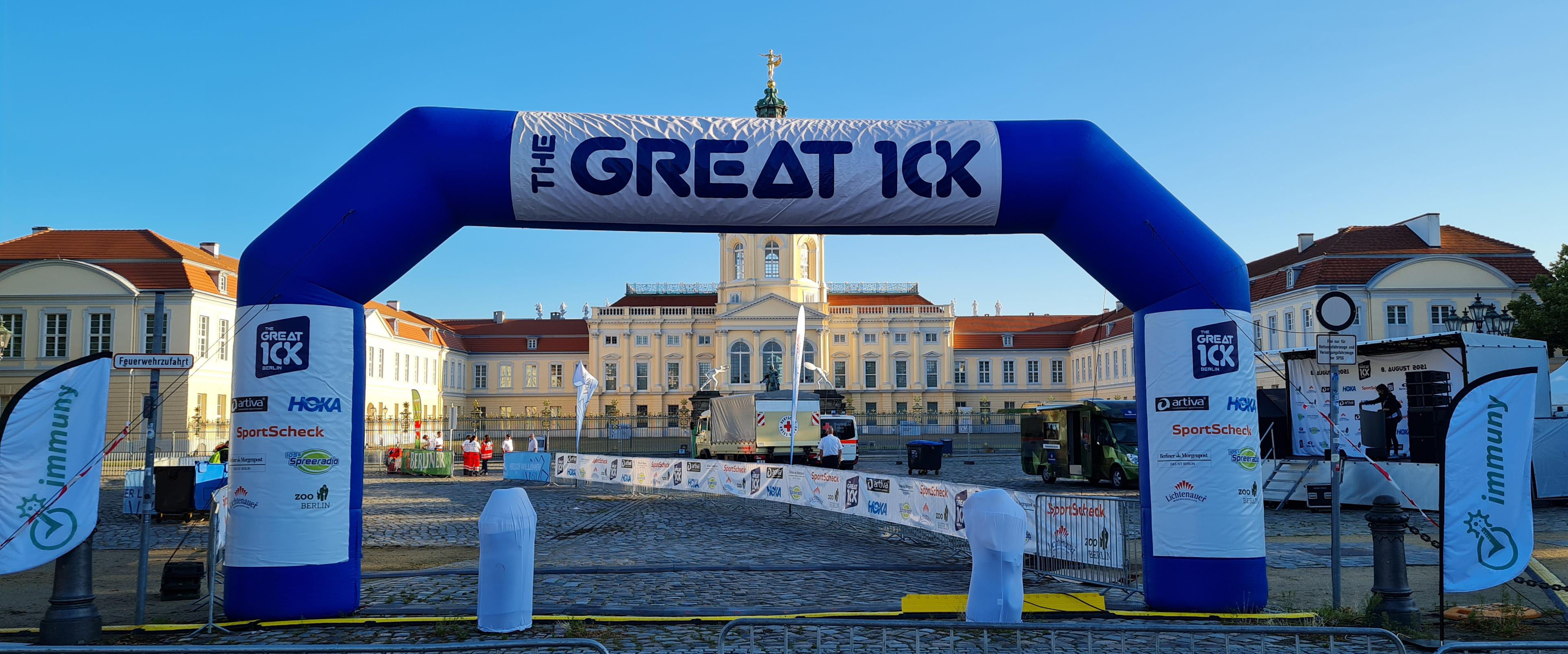 The Great 10K Berlin (Foto: Scanactor GmbH)