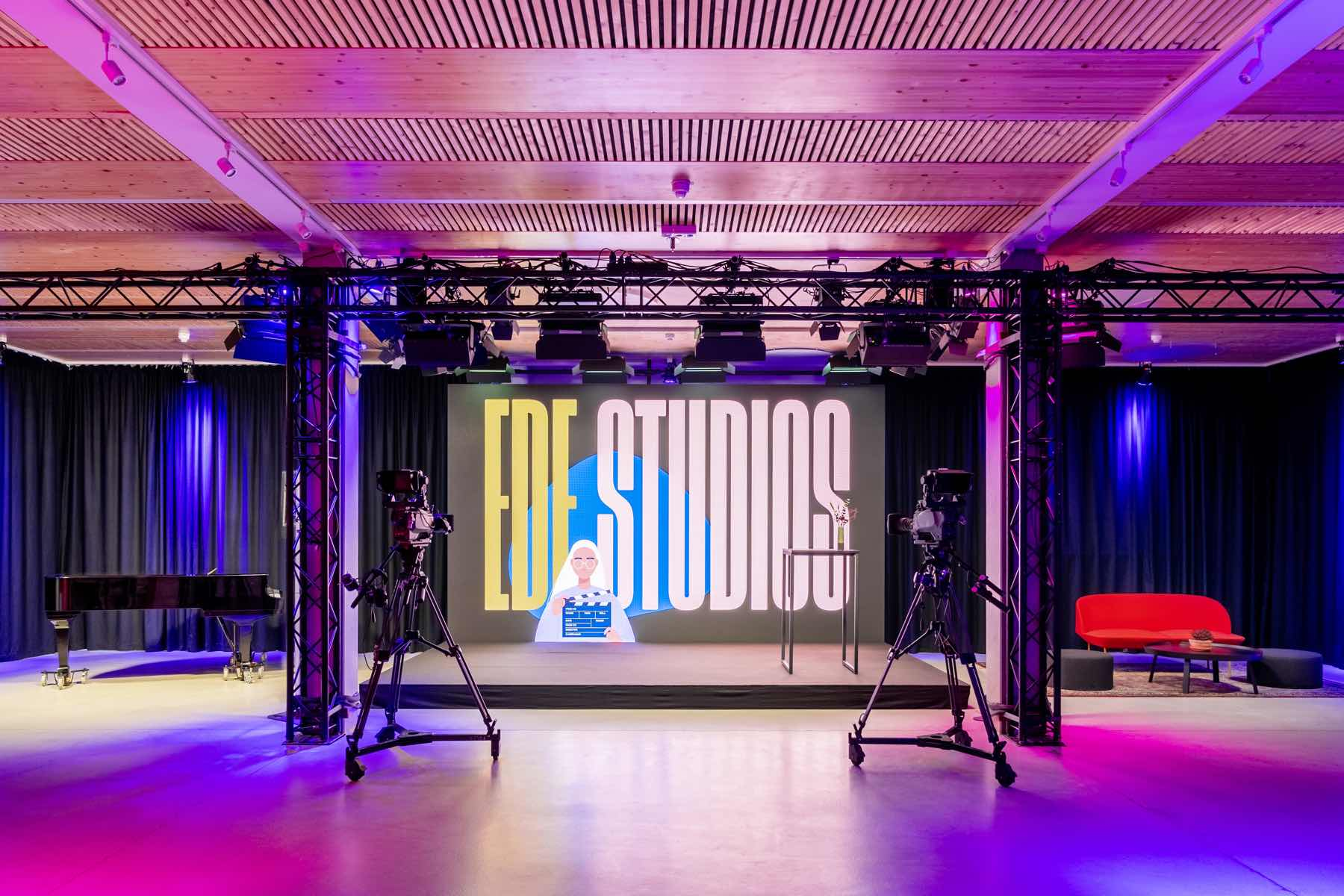 Studio Berlin der Spreefreunde