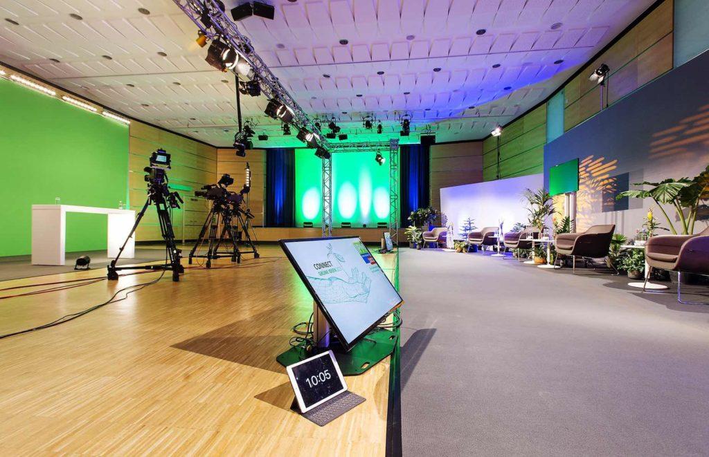 Studio Ruhr der Messe Essen