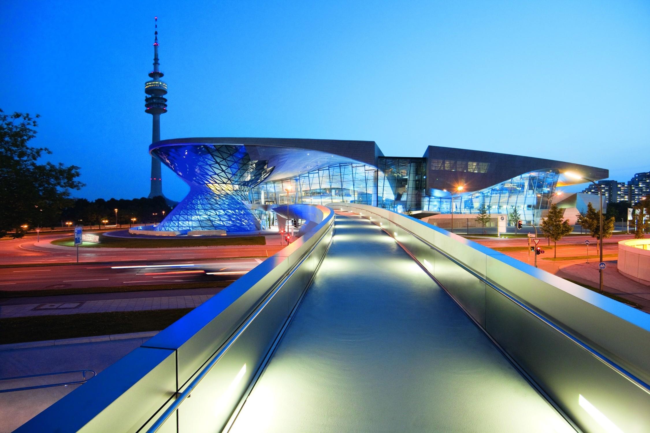 BMW Welt engagiert sich auf IAA Mobility