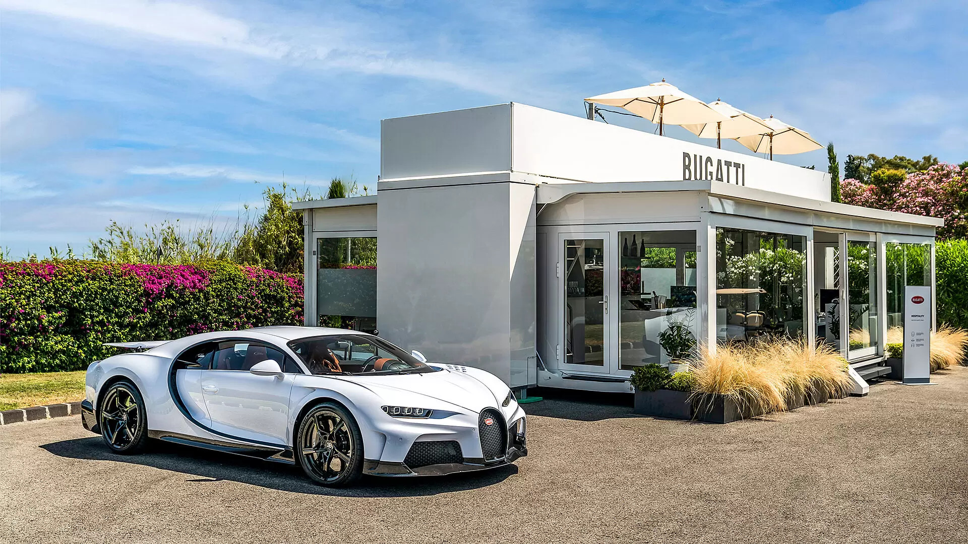 Bugatti Summer Road Show (Fotos: Bugatti Automobiles S.A.S.)
