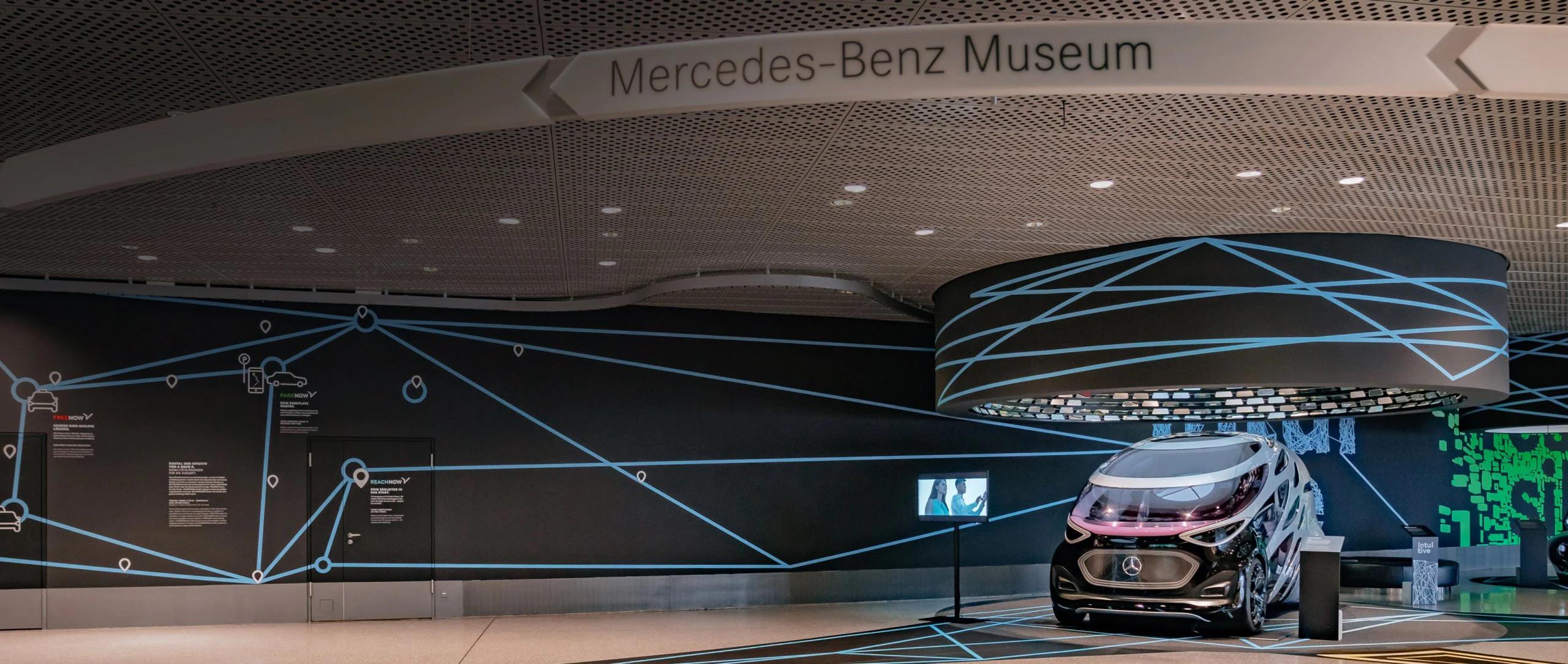 Mercedes-Benz Museum und Atelier Markgraph zeigen Sonderausstellung