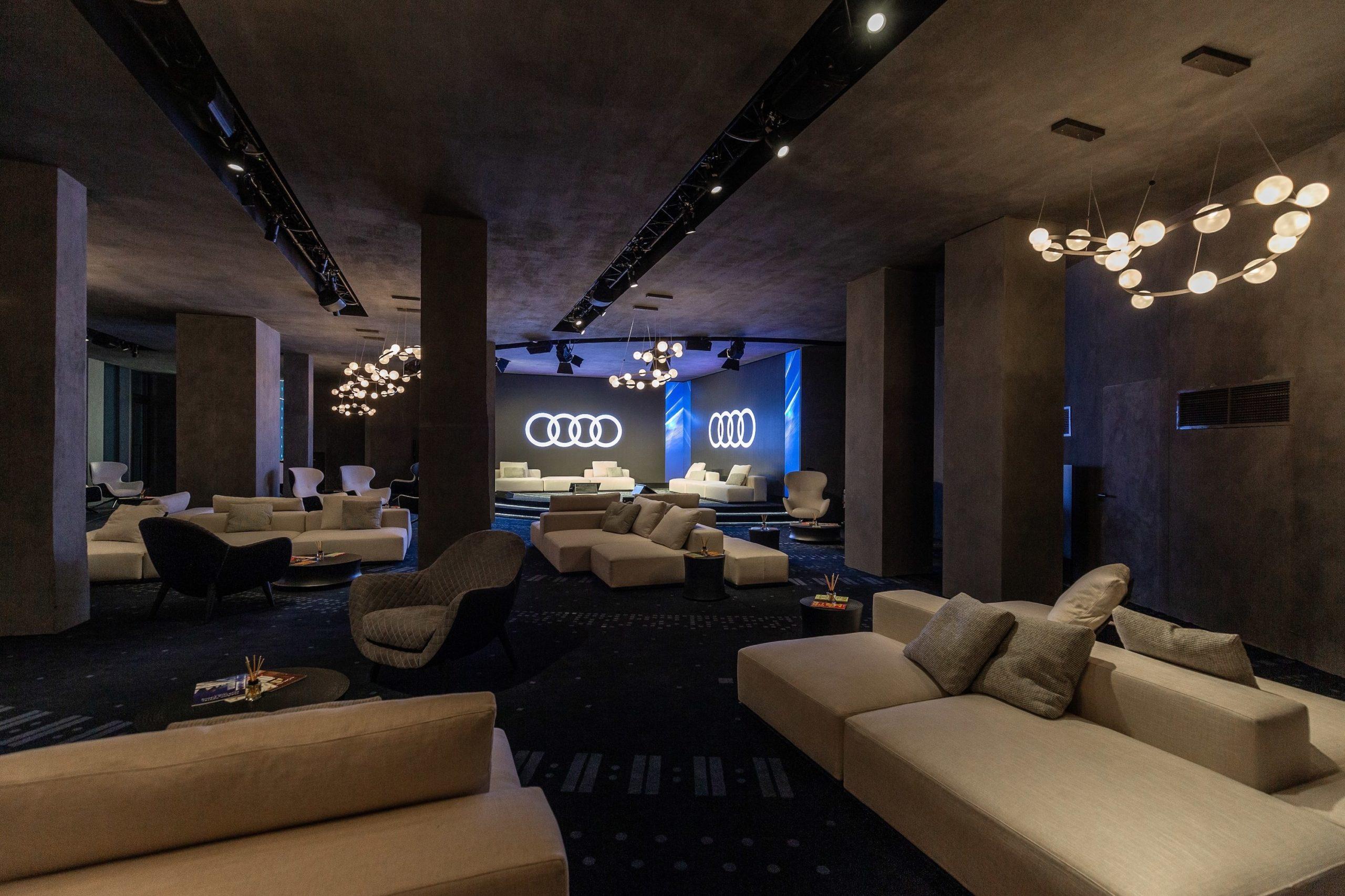 Audi auf der Milan Design Week 2021 (Fotos: Audi AG)
