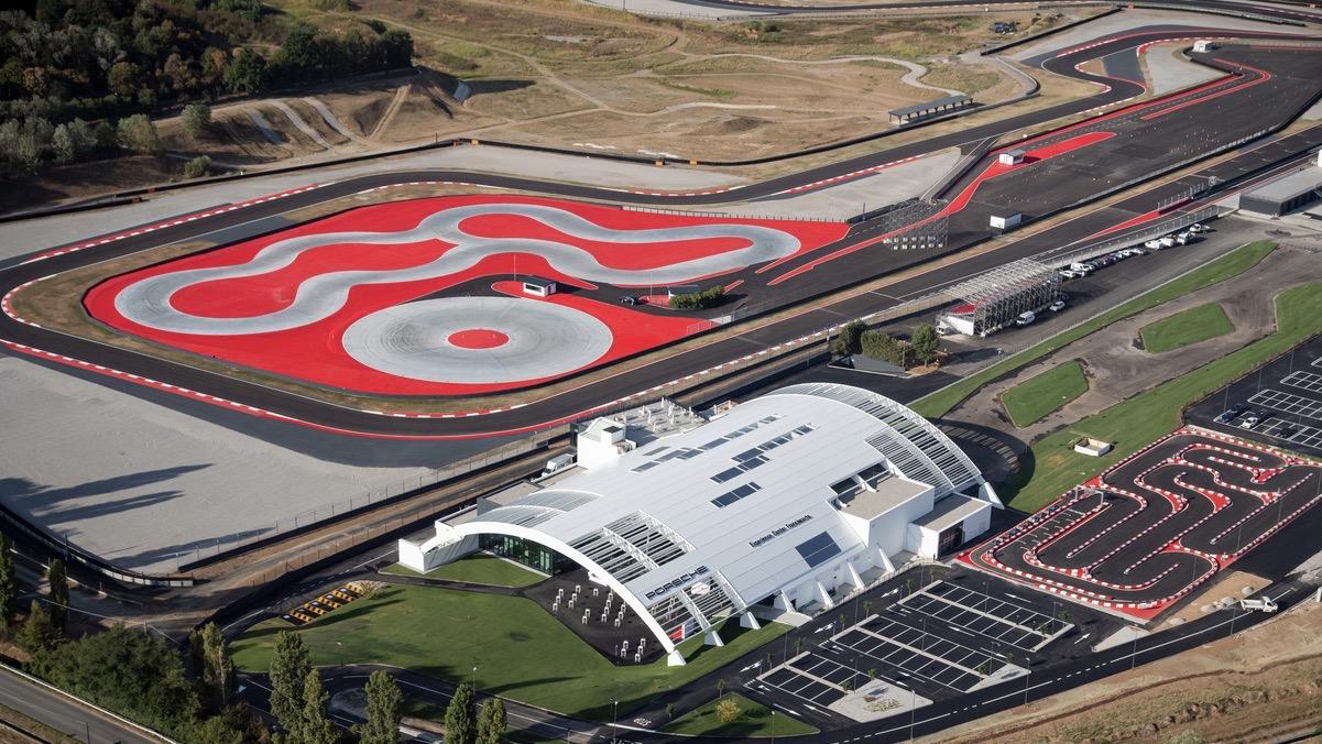Porsche Experience Center in Franciacorta (Fotos: Porsche AG)