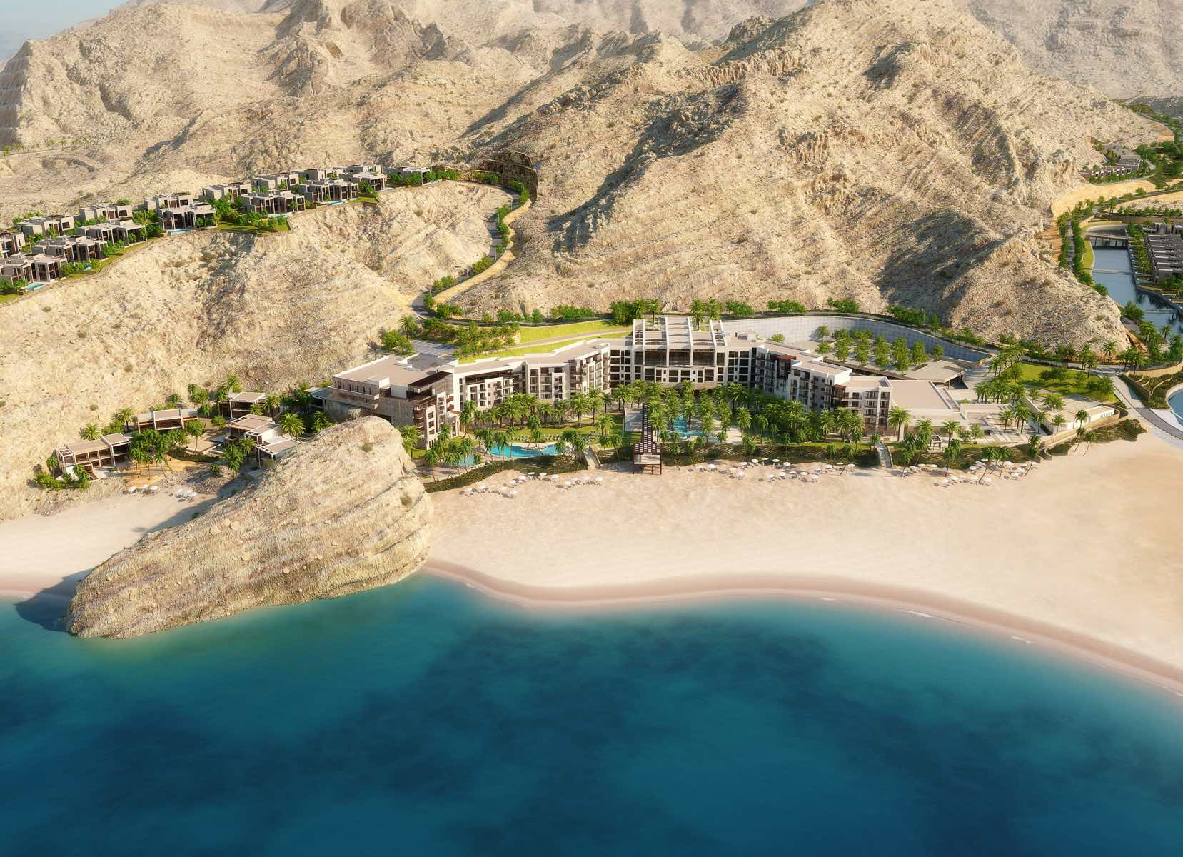 Jumeirah Muscat Bay Hotel im Oman