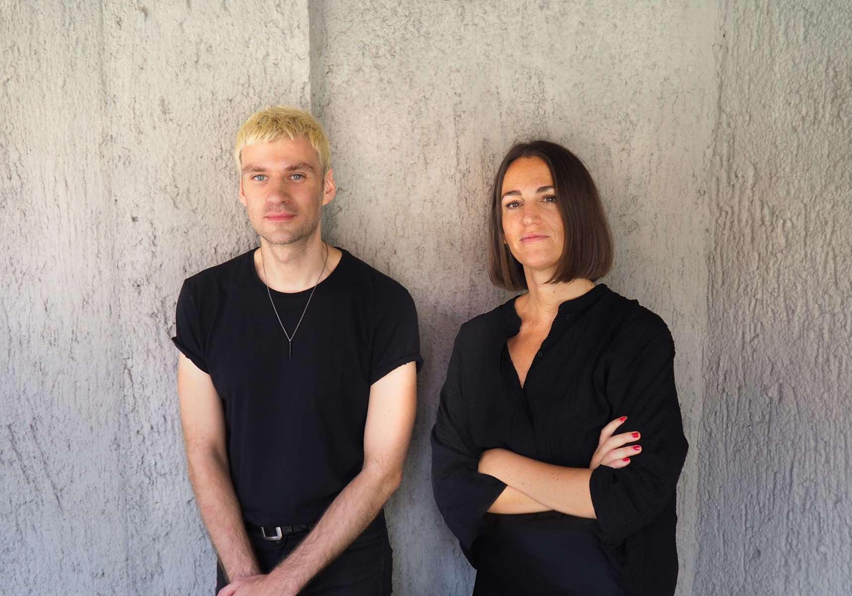 Patrick Carlet und Darja Schumacher von KMS Team in Berlin
