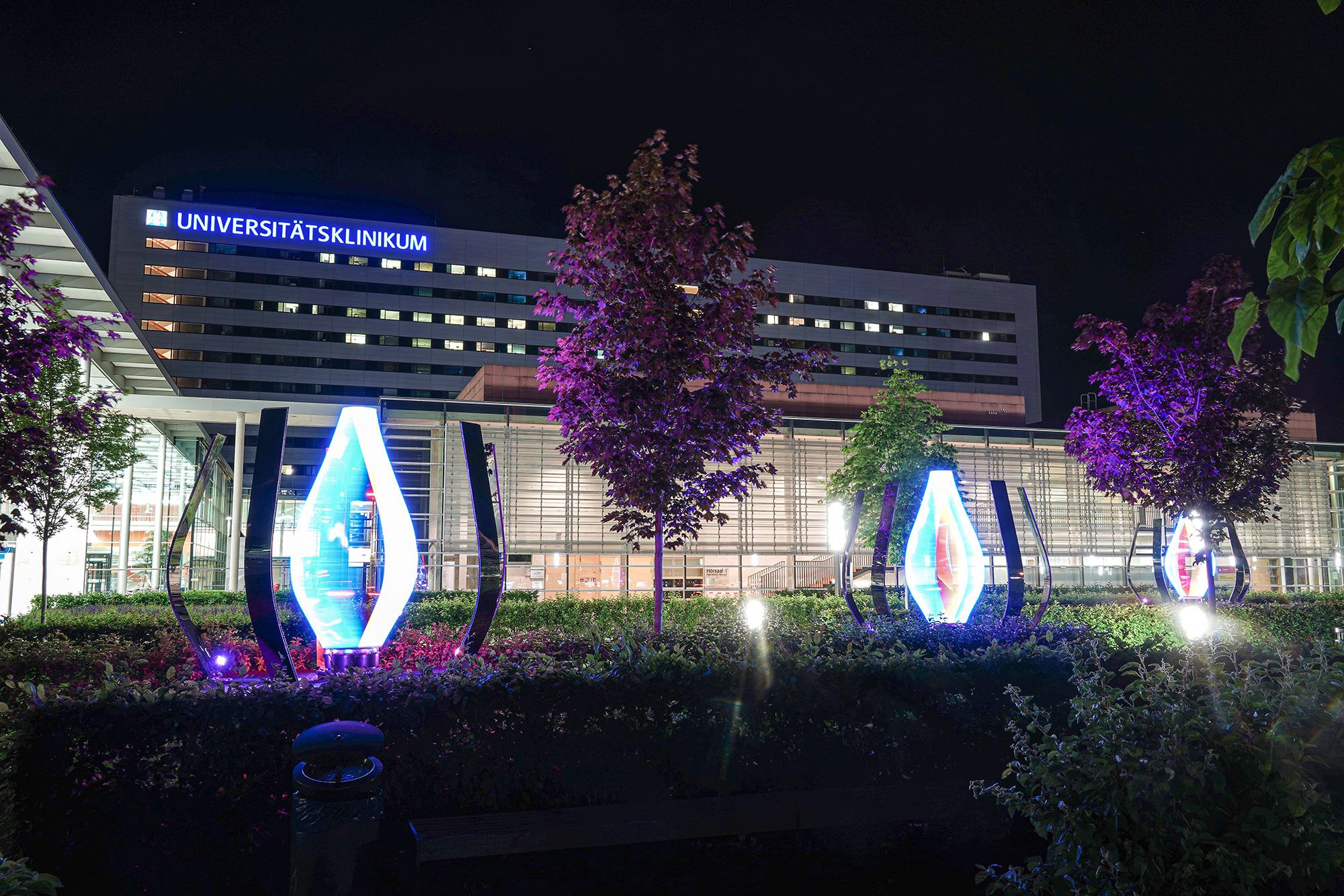Light Anemones bei der Luminale 2020 (Foto: Malte Kebbel)