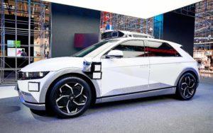Hyundai auf der IAA 2021 (Fotos: Hyundai Motor Deutschland GmbH)
