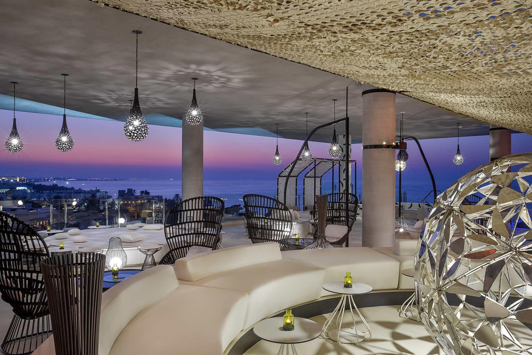 Siddharta Lounge by Buddha-Bar Muscat im Oman