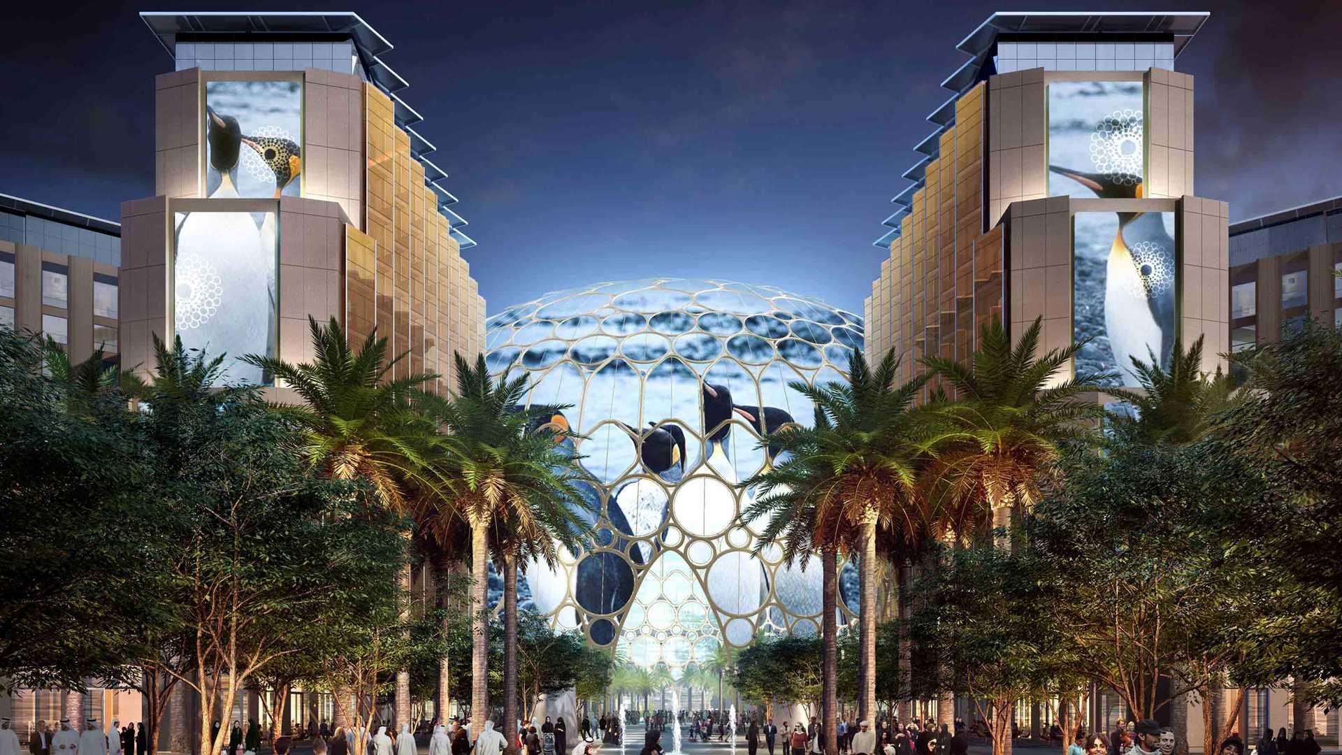 Spektakuläre Zeremonie zur EXPO Eröffnung geplant