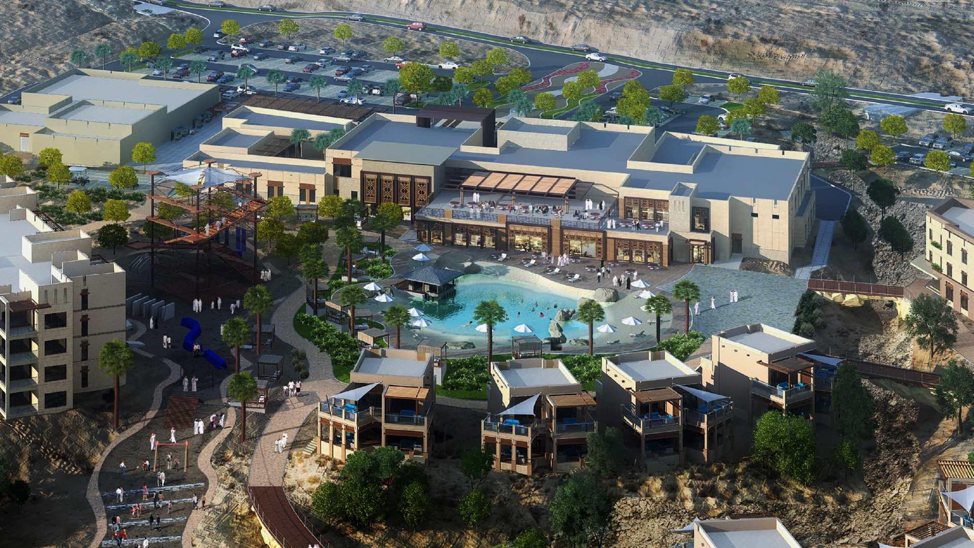 dusitD2 Naseem Resort in Jabal Akhdar