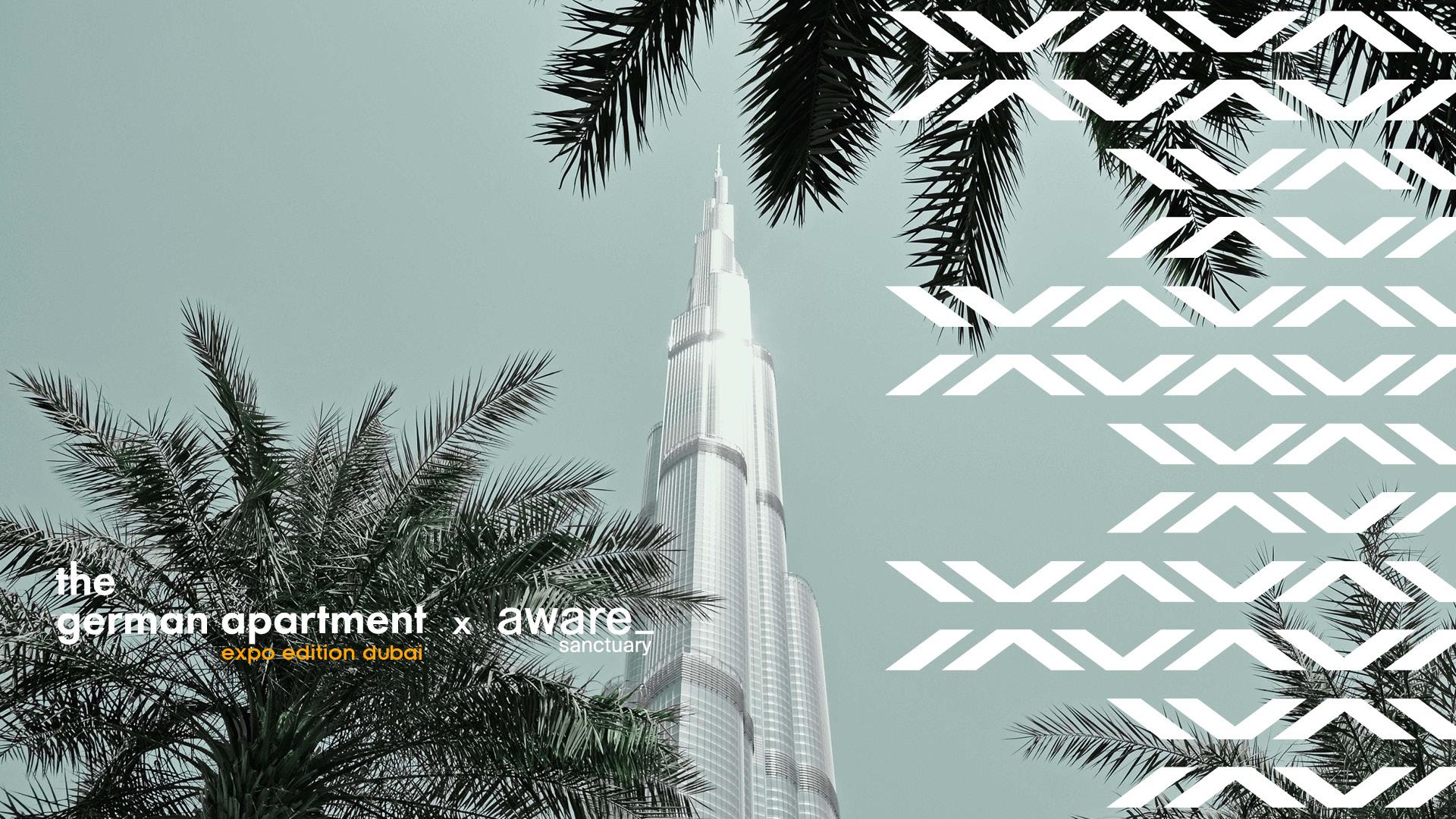 German Apartment von fischerAppelt in Dubai startet Eventreihe