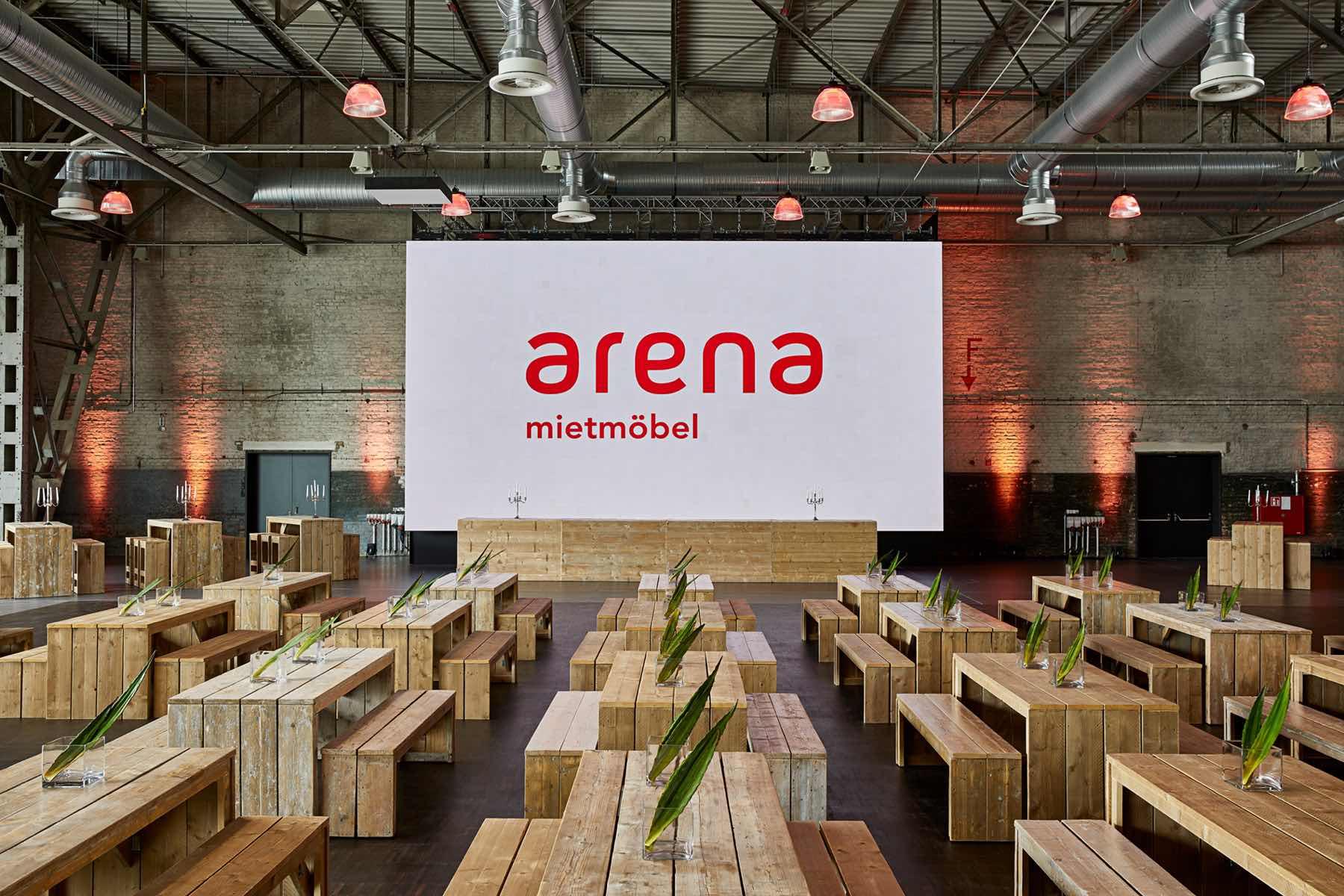 Bümo und Arena Mietmöbel werden zu Mojo Rental Germany