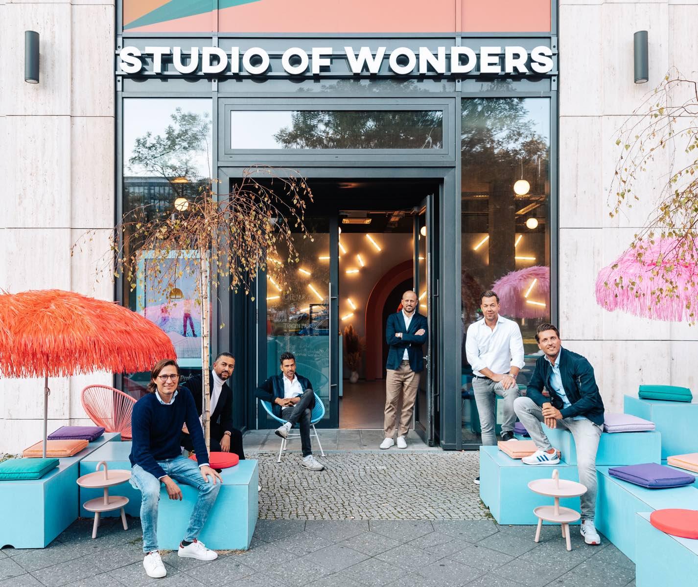 "Avantgarde und das ""Studio of Wonders"" in Berlin"